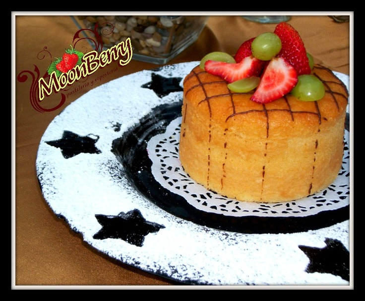 Mini de Pan de Naranja en Pasteleria MoonBerry