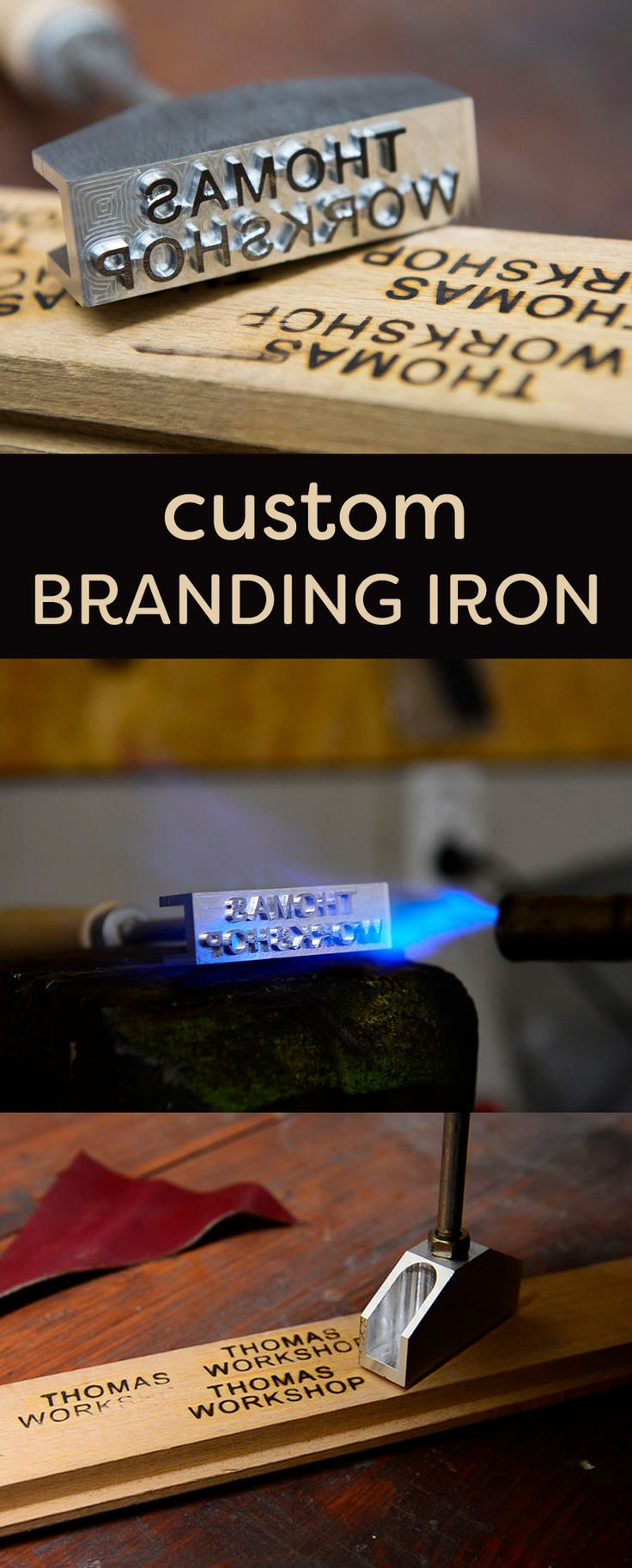 DIY Woodworking Ideas Your Own Branding Iron