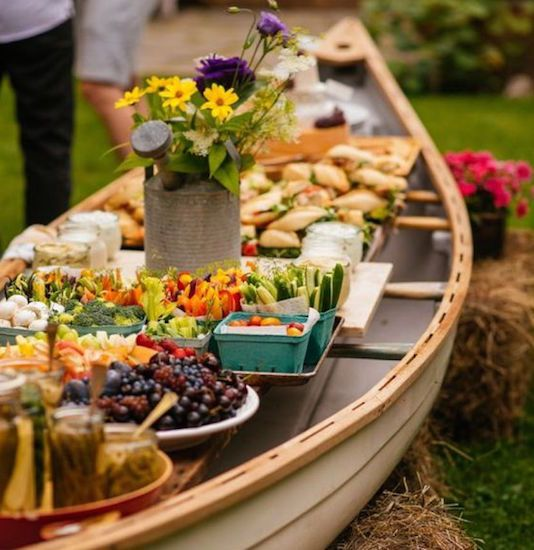 90 best images about flathead lake wedding ideas on pinterest for Wedding canape alternatives