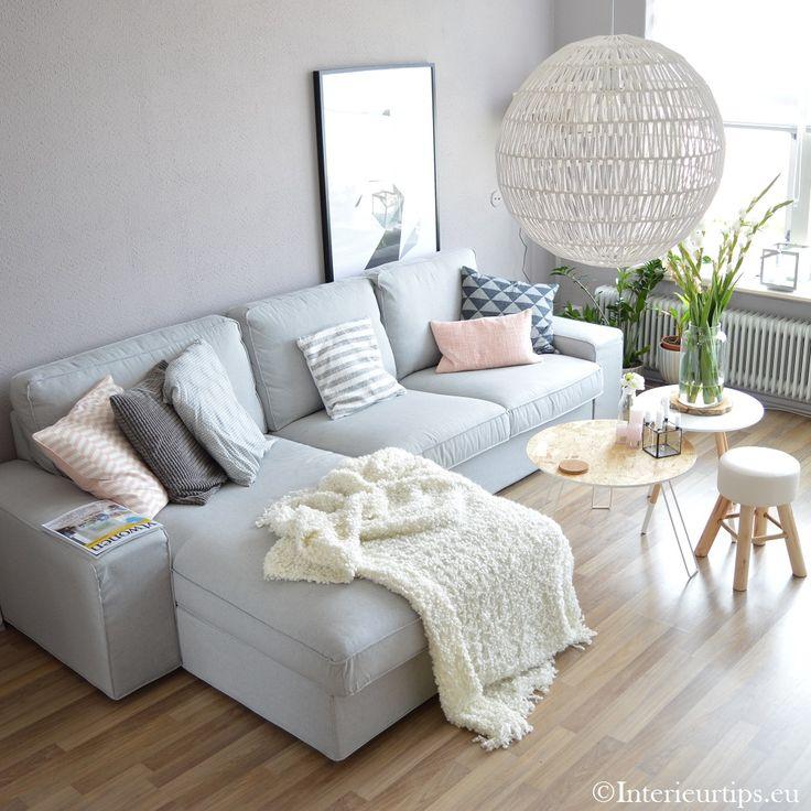 25+ beste ideeën over Kleine woonkamers op Pinterest - Appartement ...