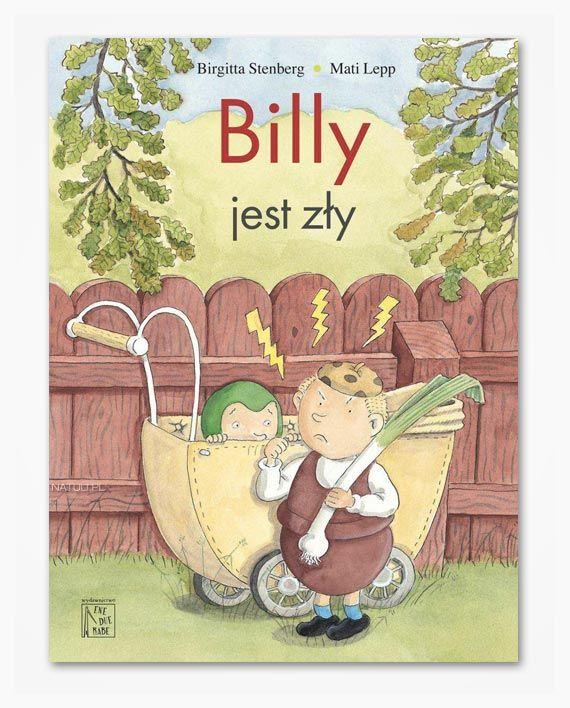 Pierwsza wydana w Polsce część serii o przygodach Billego i jego przyjaciół.
