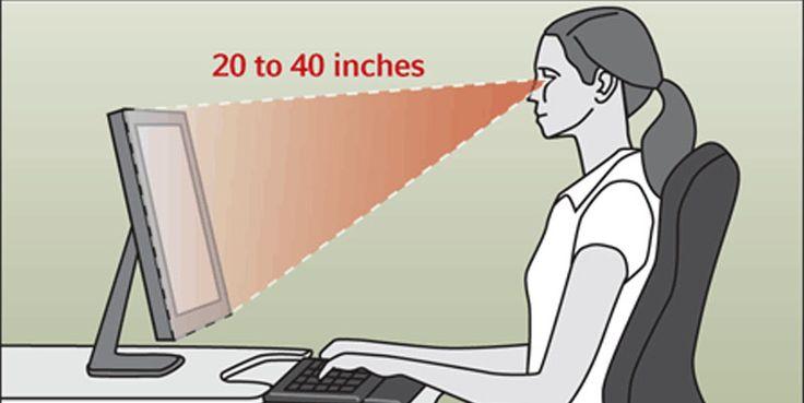 Jaga Jarak Pandang Mata Anda, Kenapa?   Berada lebih dari satu jam di depan monitor komputer memiliki efek buruk pada tubuh Anda, terutama mata. Untuk menekan hal tersebut, yang dapat Anda lakukan adalah dengan mengatur jarak proporsional antara bangku anda dengan monitor ..Selengkapnya