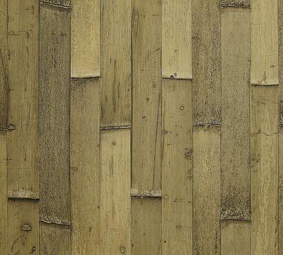 Cañas Azúcar Verde. Papel pintado inspirado en las plantaciones indígenas de caña de azúcar que aportan un toque de exotismo y rusticidad a tu hogar.