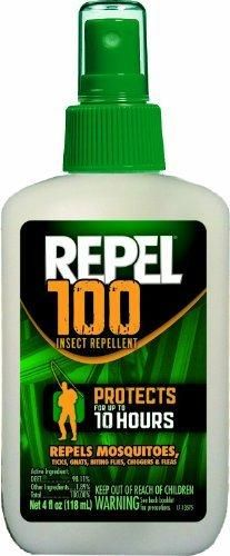 Repel 100 Insect Repellent 4 oz. Pump Spray Single Bottle