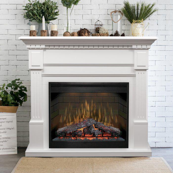 Juri Electric Fireplace Electric Fireplace Fireplace Farmhouse
