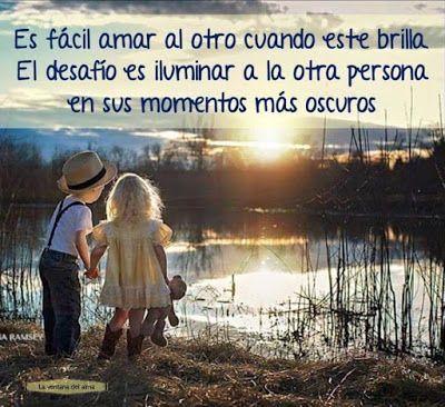 Frases Bonitas Para Facebook: Reflexion Sobre El Amor | El Amor Verdadero