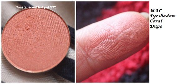 13 MAC Eyeshadow Dupes Coastal Scents