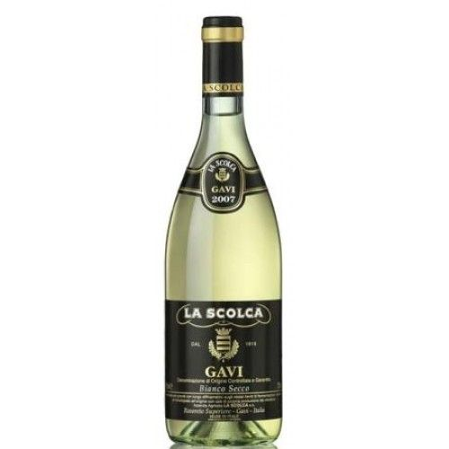 La Scolca Black Label Bianco Secco Gavi dei Gavi (375ml)
