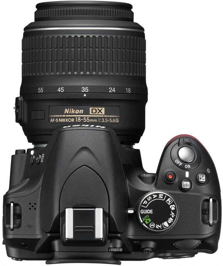 Nikon D3200 18-55mm + 55-200mm DX Dijital SLR Fotoğraf Makinesi :: SEVİLCAN BG