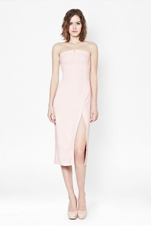 23 best Pink Bridesmaids Dresses images by Nicole Cherie Jones on ...