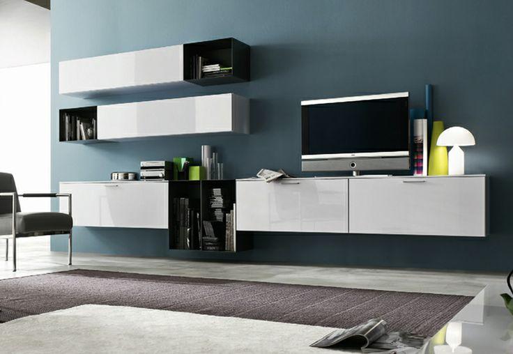Parete attrezzata modulare http://www.reitanoarredamenti.it/showroom