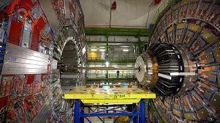 G.A.B.I.E.: El Gran Colisionador de Hadrones podría abrir la p...