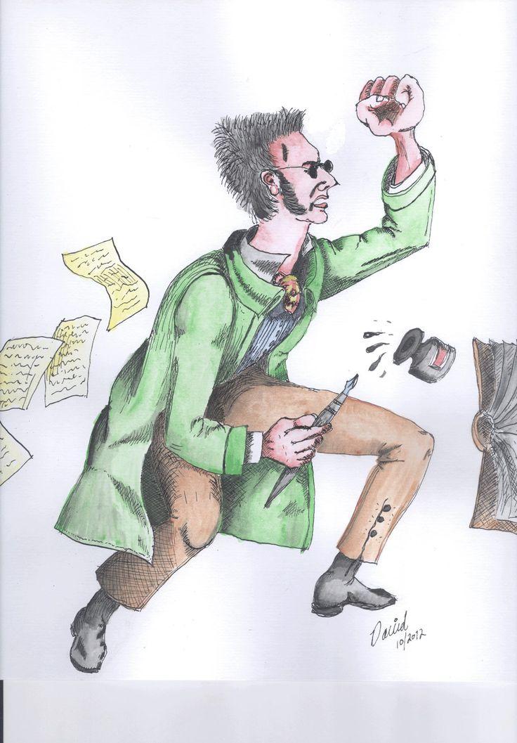 Max Stirner - Hero.