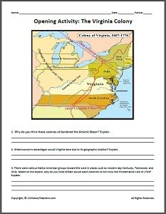 age of exploration worksheet