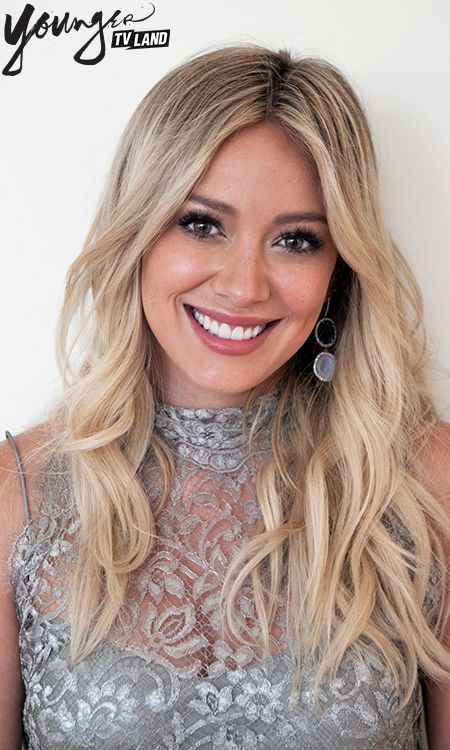 Hair inspiration from the beautiful Hilary Duff! Watch her in Younger on TV Land. From the creator of Sex and the City, Younger stars Hilary Duff, Sutton Foster, Debi Mazar, Miriam Shor and Nico Tortorella. Season 2 premieres January 13 10/9C. Click here to watch a preview!