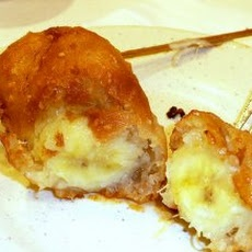 Grand Marnier Deep-Fried Bananas Recipe