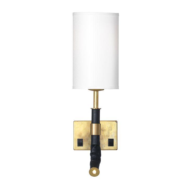 Butler Wall lamp (cord), Brass/white, Örsjö Belysning - 106 Best 166 Interior - Lighting Images On Pinterest Interior