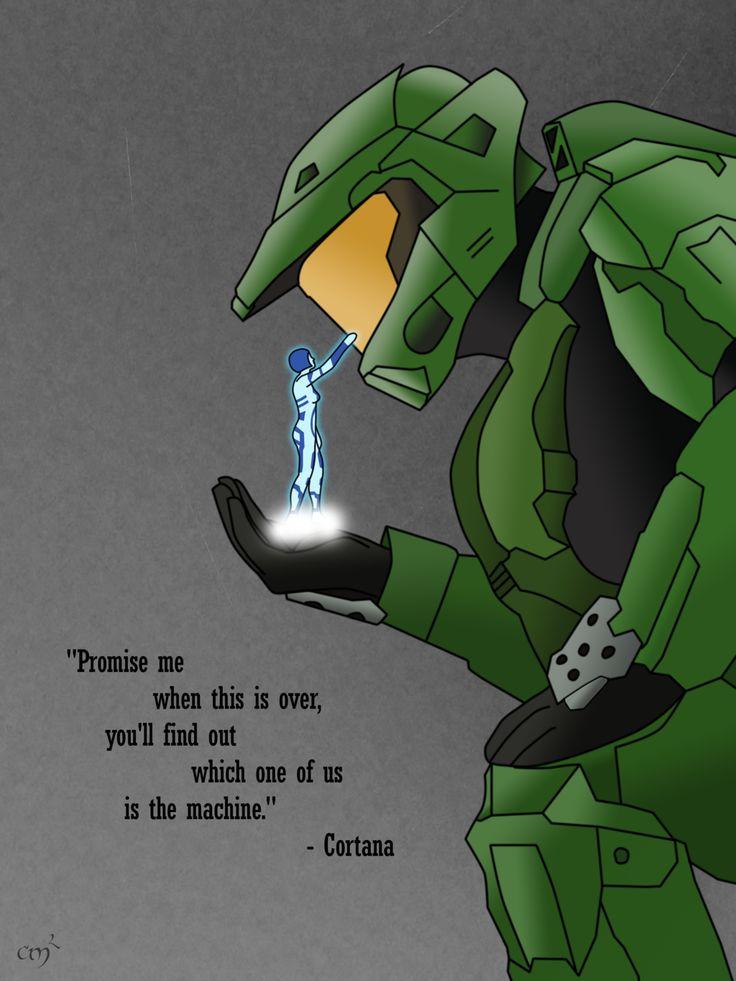 Halo - When this is over... by Azumoth.deviantart.com on @deviantART