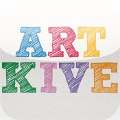 Artkive is free for a limited time in the App store!
