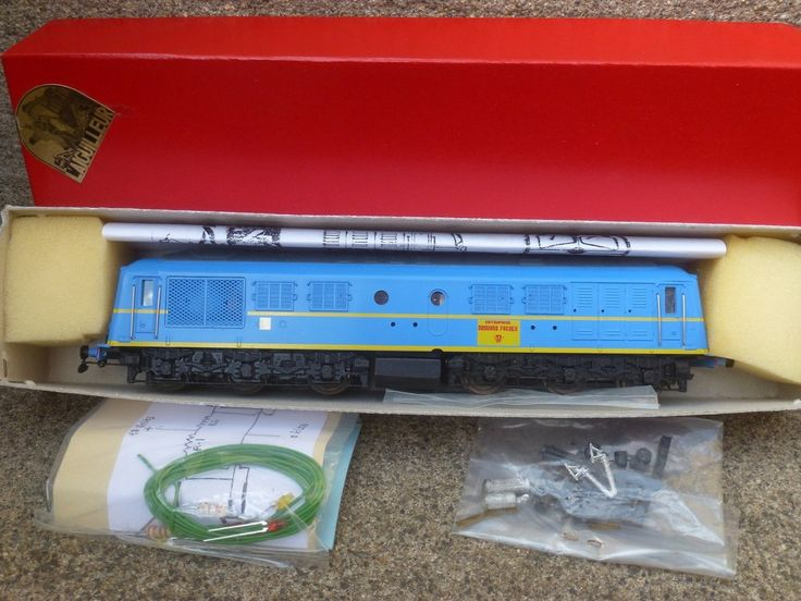 FRANCE TRAINS locomotive diesel - C.C. 65500 travaux DROUARD - FRERES via ANTIQUE MARCBEA. Click on the image to see more!