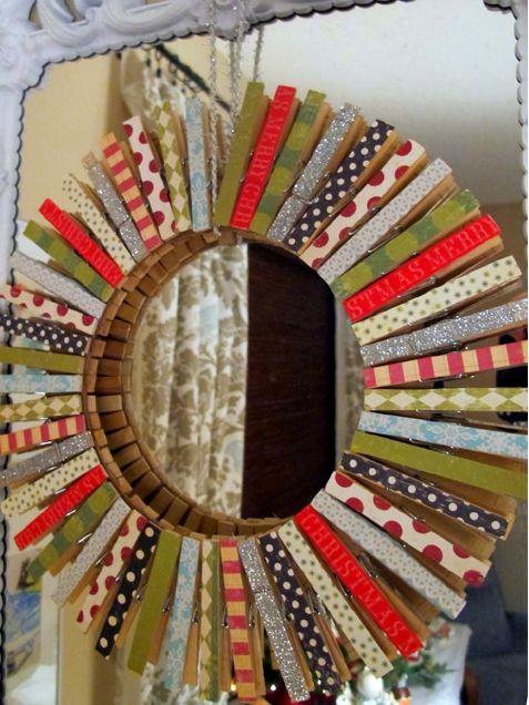 DIY Holiday Wreaths - iVillage