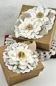 Resultado de imagem para paper doily flowers