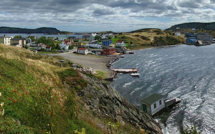 Trinity, Newfoundland is unfailingly referred to as one of the most picturesque villages in the province—the quintessential Newfoundland fishing outpost.