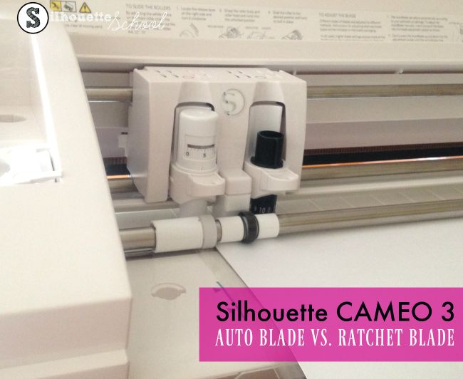 New Silhouette Cameo 3 Auto Blade Auto Adjusting Regular