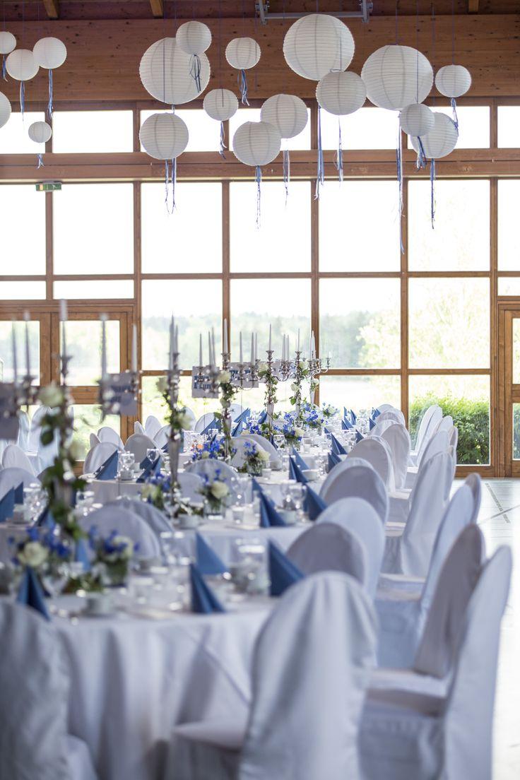 ...und so wurde aus der Turnhalle ein Hochzeitssaal... http://www.festefeiern.by/