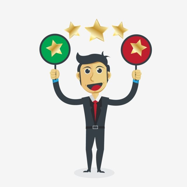 Cartoon Vector Gold Star Rating Feedback Clipart Evaluation Excellent Png And Vector With Transparent Background For Free Download Cartoons Vector Gold Stars Cartoon