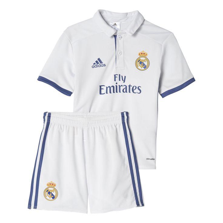 Adidas Real Madrid Home Mini-Kit 2016/2017