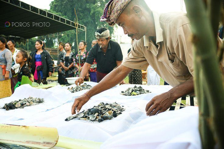 Ngaben (Cremation Traditional Bali)