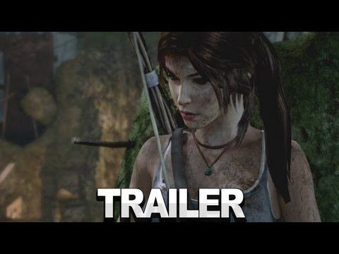 A legendary explorer emerges from disaster, desperation, and a need to survive.    Tomb Raider Trailer: Crossroads E3 2012