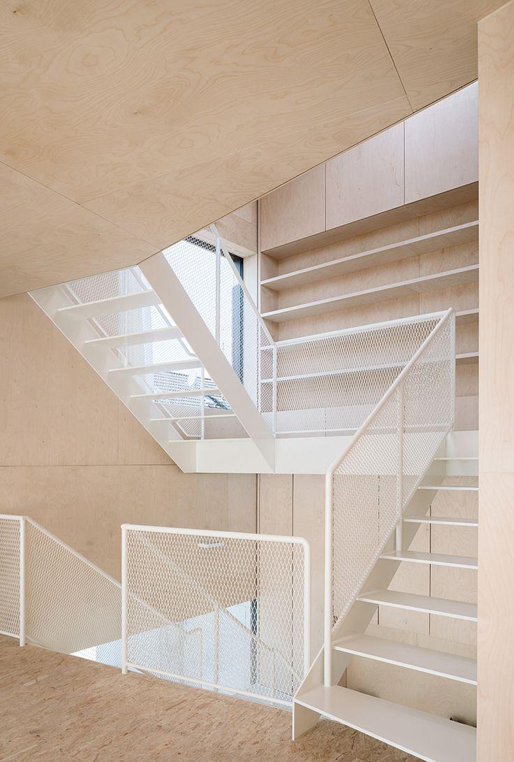 Birke Sperrholz, Wand-/Deckenverkleidung + Einbauten