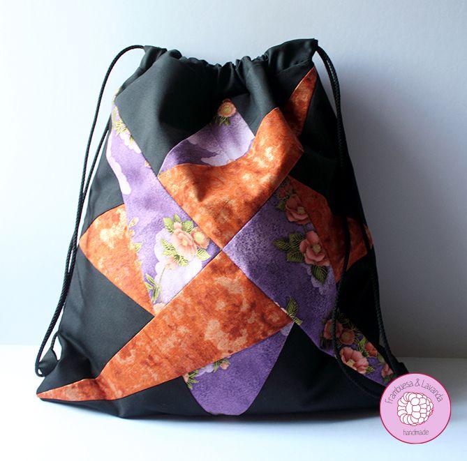 #mochila #patchwork #handmade #costura