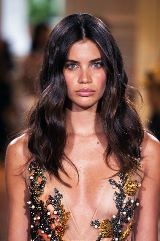 Sara Sampaio at Alberta Ferretti Limited Edition, Haute Couture Fall 2016.
