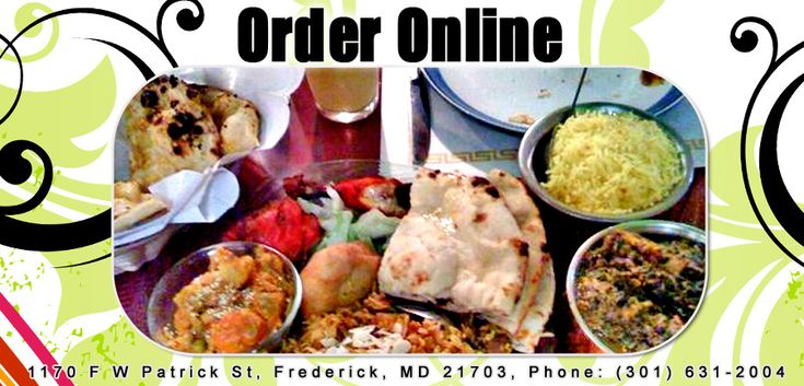 Best Indian Food Frederick Md