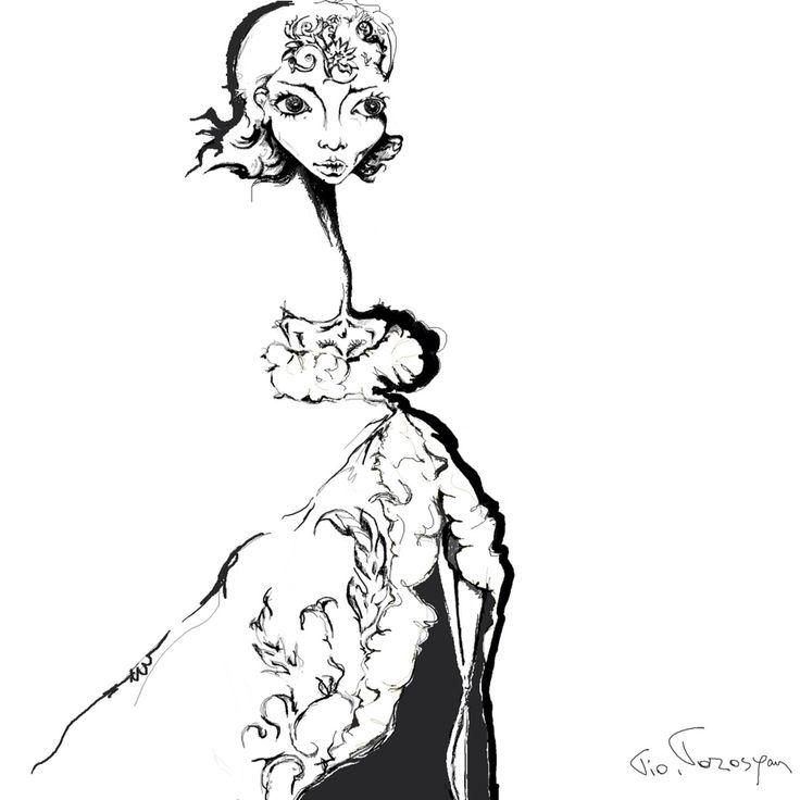 #rihanna by #me #metgalla2015