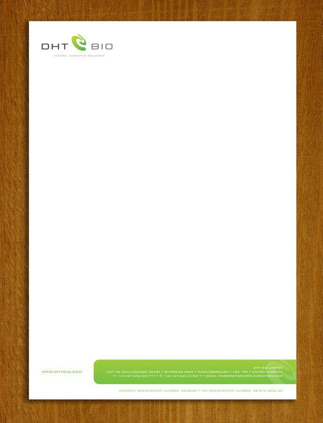 simple letterhead design - Google Search