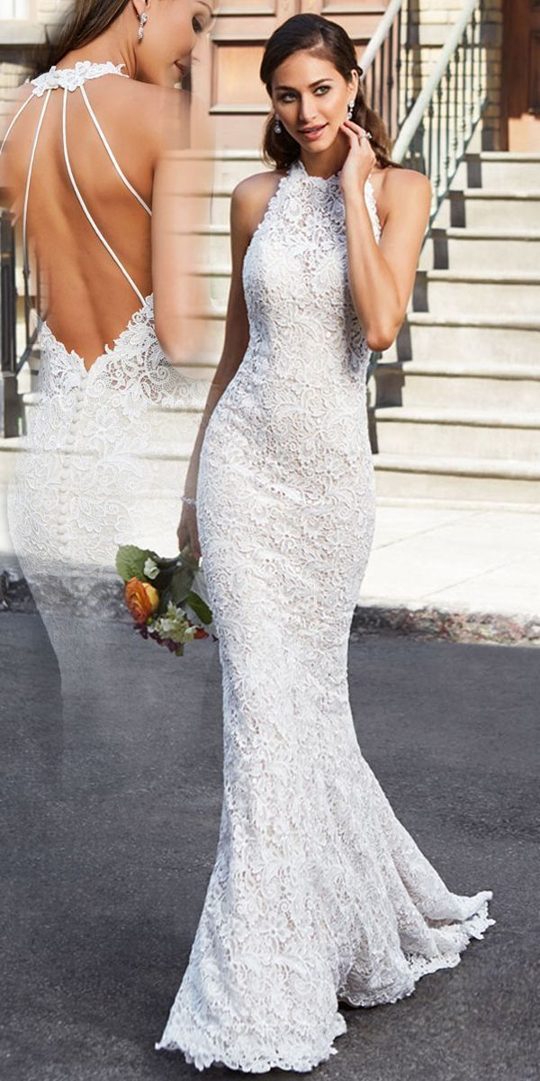 53 Easy And Distinctive Mermaid Wedding ceremony Gown Concepts
