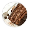 TODAY is National Chocolate Cake Day!