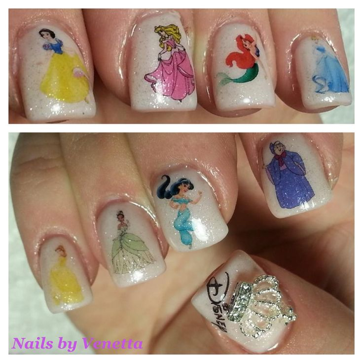 Princess Acrylic Nails: 157 Best Images About Acrylic