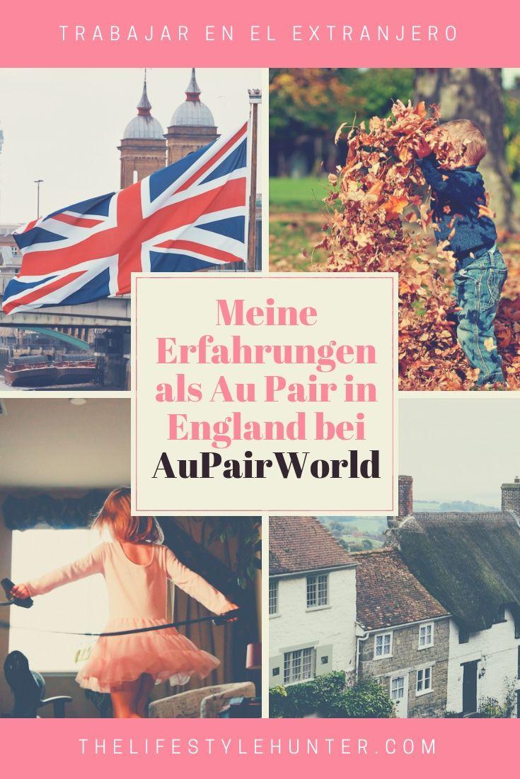 Aupairworld Erleben Sie Ein Anderes Land Das Als Au Pair
