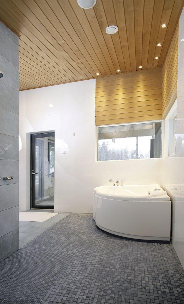 Amme aurinkomets kylpyhuone batroom tub tile floor amme aurinkomets kylpyhuone batroom tub tile floor soapstone naturalstone mosaic tulikivi interior bathroom pinterest interiors doublecrazyfo Gallery