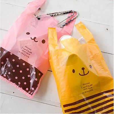 Cute Bear Gift Bags