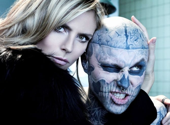 Bilder: Zombie Boy Originale - Germany´s next Topmodel 2013 - Gallery
