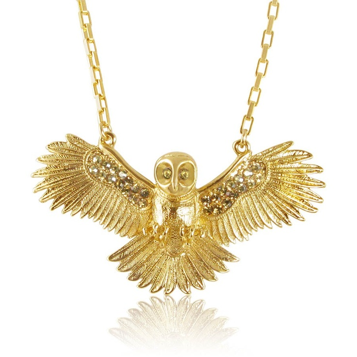 16 best It s a Hoot The Best Owl Jewellery images on Pinterest