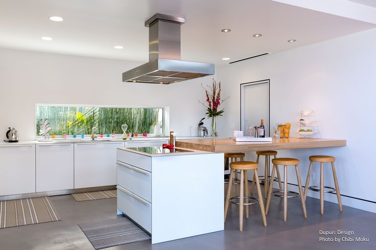 Photo of the Day (Mar. 24, 2015) ­ Architecture Spotlight # 24 | Open & Reflect Space | San Clemente, CA  See the whole video story for Open & Reflect Space here ­ (https://youtu.be/0K9sE6JRSxc)  #architecture #interiordesign #kitchencountertops