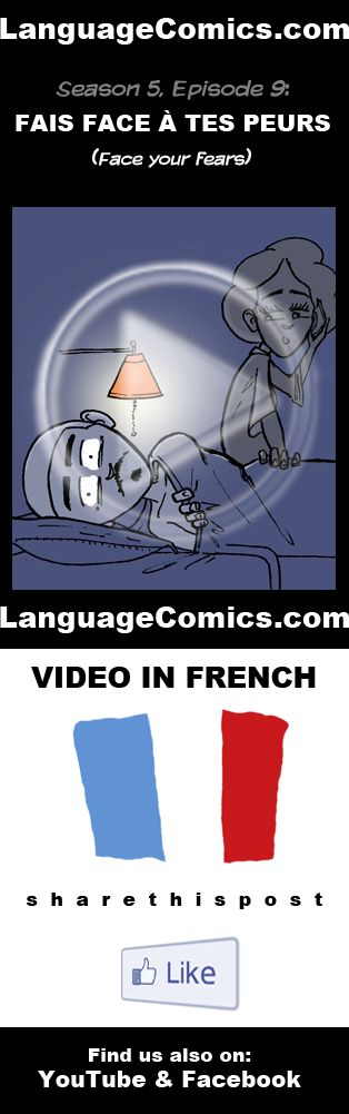 Practice your pronunciation and learn #French with this episode and many more. Enjoy and share!  http://www.youtube.com/watch?v=j5x36THnR9o  ---------------------------------------------  Also find us on http://www.Facebook.com/LanguageComics - - -  http://www.YouTube.com/LanguageComicsTeam - - - http://www.Instagram.com/LanguageComics_