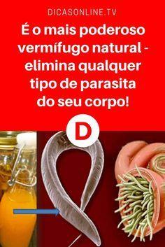 Vermífugo natural | É o mais poderoso vermífugo natural - elimina qualquer tipo de parasita do seu corpo! | Um poderoso tratamento para eliminar vermes e parasitas de forma natural. Aprenda ↓ ↓ ↓